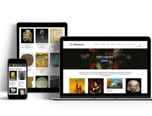 Manage Your Online Collections Better Than Ever with the New eMuseum